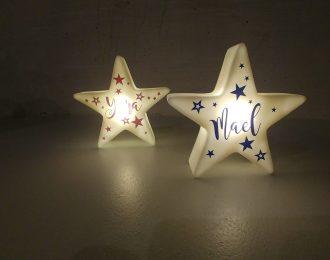 LED Stern – Nachtlicht