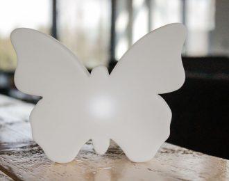 LED Schmetterling – Nachtlicht personalisiert